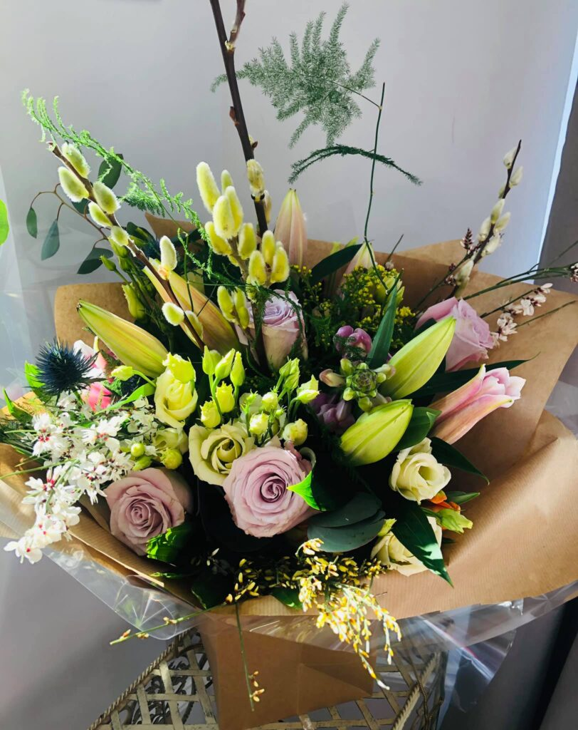 Vibrant Mother's Day Bouquet