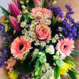 Colourful Bunch - Mother's Day Flowers / Day to day bouquet