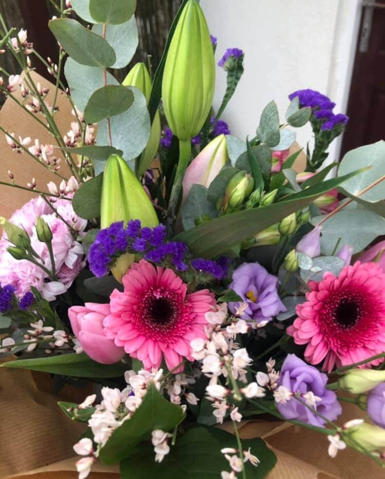 Pink Surprise - Brighton Mothers Day Flowers
